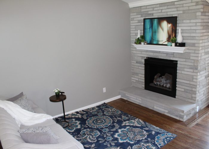 Hearth Room After